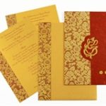 A Glimpse Into Traditional Hindu Wedding And Invitation Cards