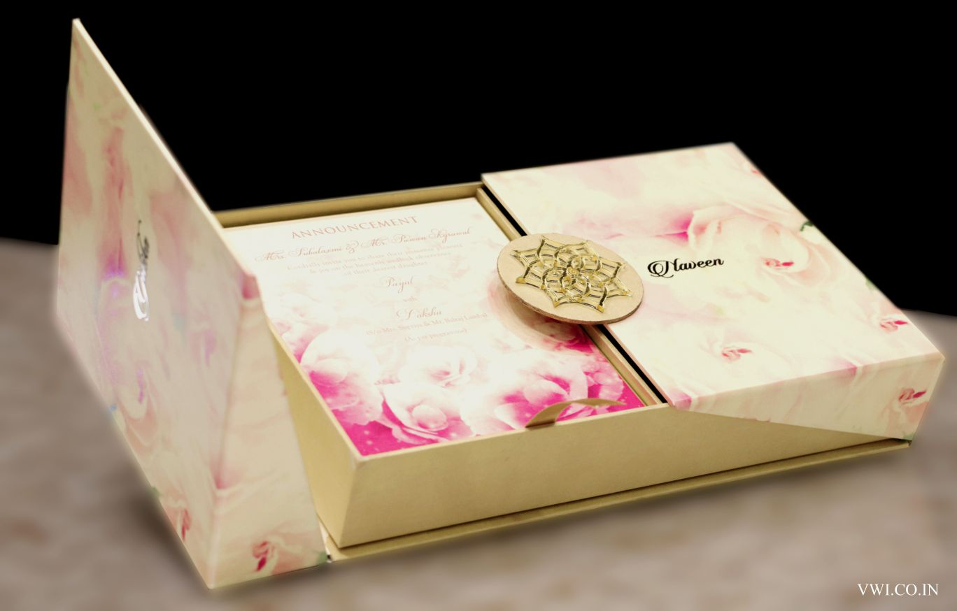 Why You Should Choose a Custom Design for Your Wedding Invitation ...