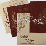 Invite In A Traditional Style With Islamic Invitation Cards