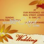 Look Here For The Most Amazing Collection Of E-Wedding Invitations
