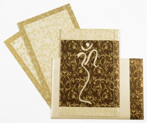 Interesting Journey of Wedding Invitations