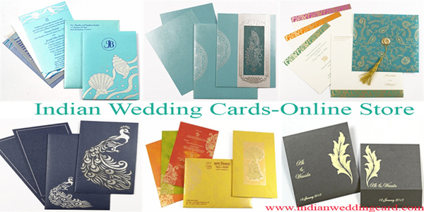 Online Wedding Cards Shop