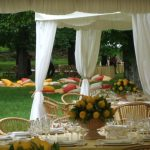 Go for a greener wedding by emphasizing on minimum electricity use