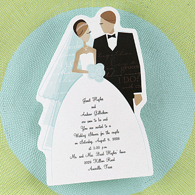innovative wedding card