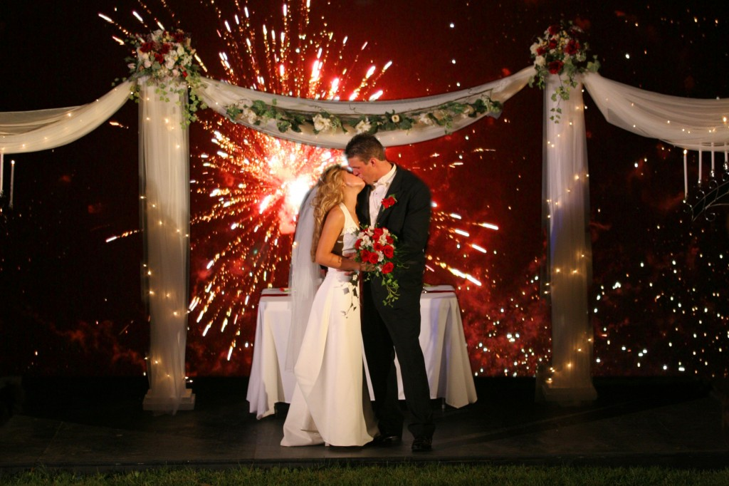 Best Wedding Fireworks and Indian Wedding Invitation