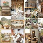 How to Arrange For A Rustic Wedding Theme
