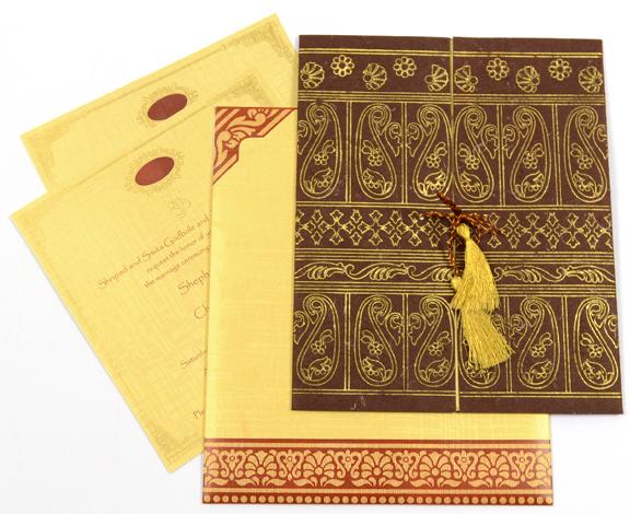 Door-open style cards