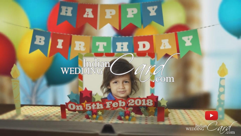 E-birthday wedding cards