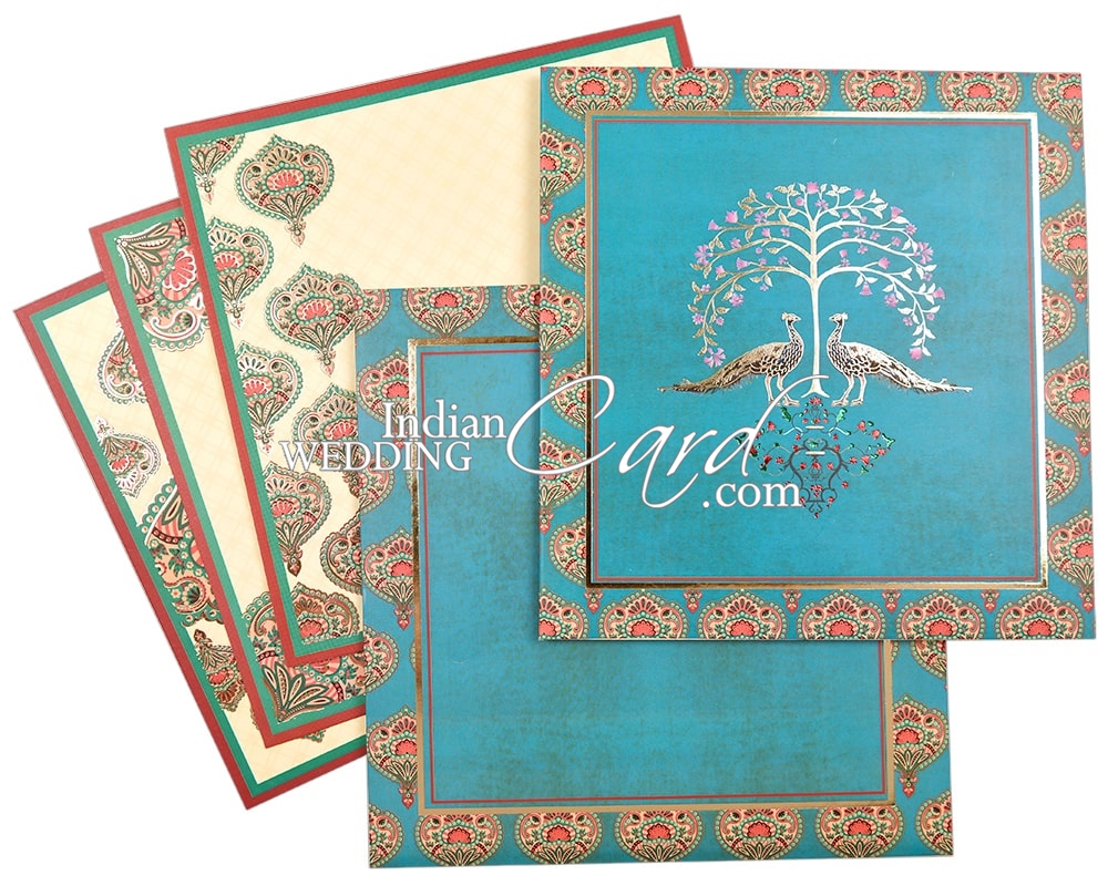 Designer Invitations Card