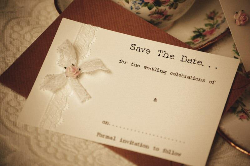 Designer Save-The-Date Cards