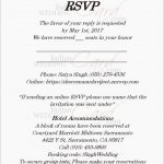 What is the importance of an RSVP card in a wedding invitation suite?