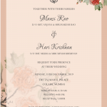 Be Careful with these Dos & Don'ts of E-Wedding Invitations