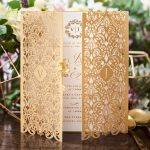 Laser Cut Wedding Invitations Are Here To Impress Your Wedding Guests