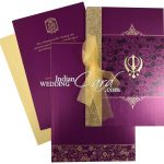 Punjabi Wedding Cards to Add Grace to Your Wedding
