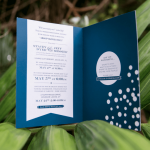 Treat Your Special Guests with Beautiful Pocket Invitations