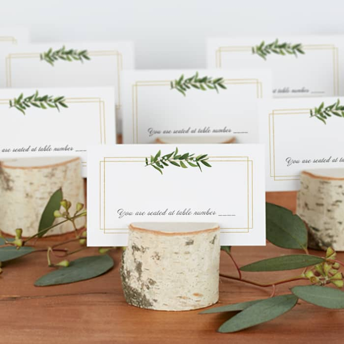 place holder Wedding Favors