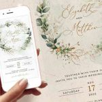 Why Should You Choose Digital Wedding Invitations For Your Wedding?