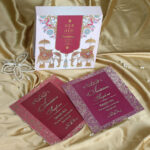 Surprise Your Wedding Guests with a Box Wedding Invitation